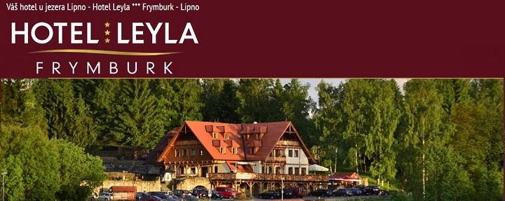 Váš hotel u jezera Lipno - Hotel Leyla *** Frymburk - Lipno