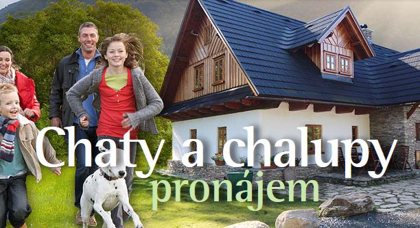 Chaty a chalupy v České Republice a na Slovensku
