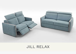 Relaxační pohovka JILL