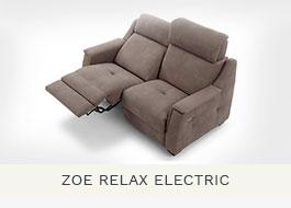 Relaxační pohovka ZOE ELECTRIC