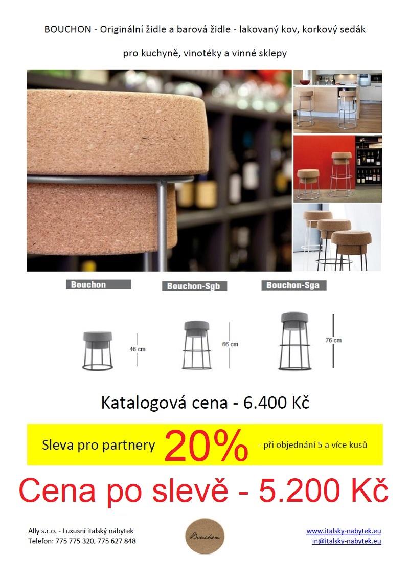 SLEVA PRO PARTNERY 20%