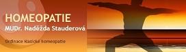 MUDr. Naděžda Stauderová Ordinace klasické homeopatie Ostrava